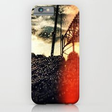 Paradise above the storm iPhone 6s Slim Case