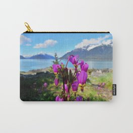Spring in Alaska Carry-All Pouch