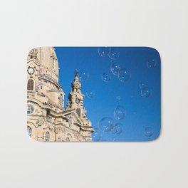Frauenkirche, Dresden Bath Mat