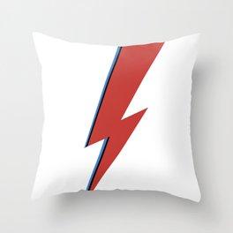 Bowie Bolt Throw Pillow