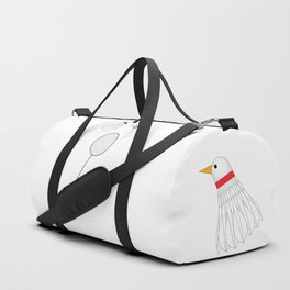 Badminton Cock Shuttles Duffle Bag