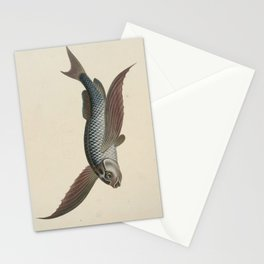 Vintage Flying Fish Stationery Cards