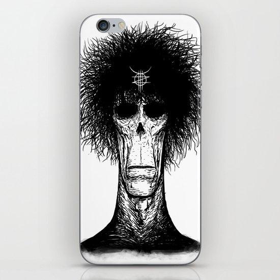 Zed Mercury: Psychopomp, portrait iPhone & iPod Skin