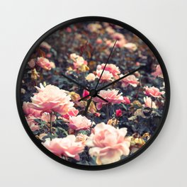 Queen's Mary Rose Garden. Wall Clock