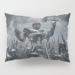 Once More Unto The Breach Pillow Sham