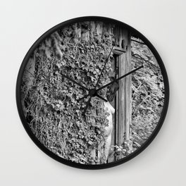 Nude in Nature by MB Wall Clock