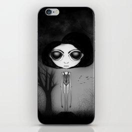 Dark Watter iPhone Skin