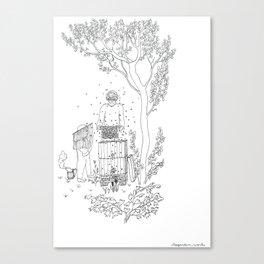 beegarden.works 004 Canvas Print