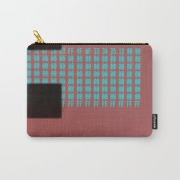 computer world Carry-All Pouch