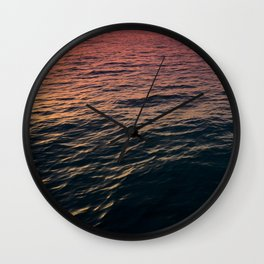 Life on the Coast is Better Wall Clock