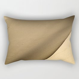 """Dune"" by Murray Bolesta Rectangular Pillow"