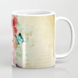 Madame butterfly Coffee Mug