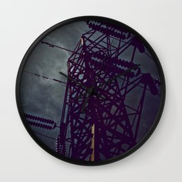 Mad Science Wall Clock