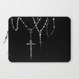 black. Laptop Sleeve