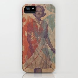 The Triumphal Entry iPhone Case