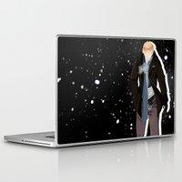 hetalia Laptop & iPad Skins featuring Gentleman Arthur by LEGG