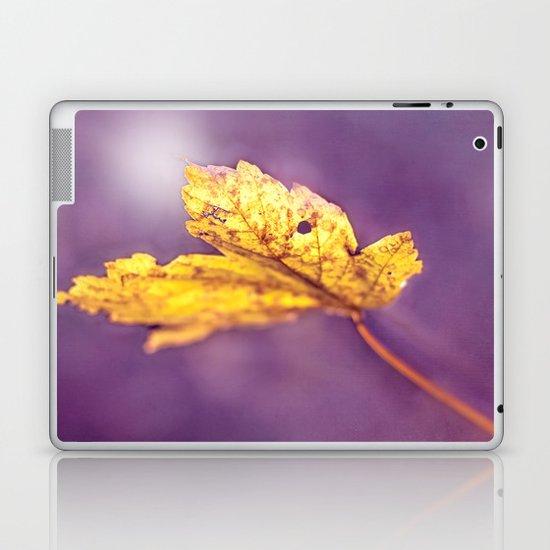 MAPLE Laptop & iPad Skin