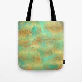 Jungle Theorem Abstract Tote Bag