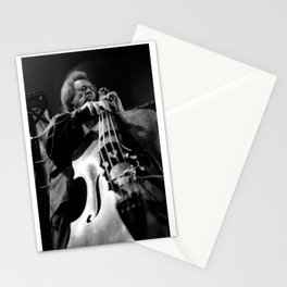 Reproduction Jazz Poster, Charles Mingus, Home Wall Art Stationery Cards