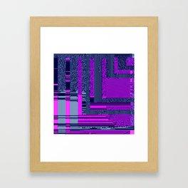 taintedcanvas159 Framed Art Print