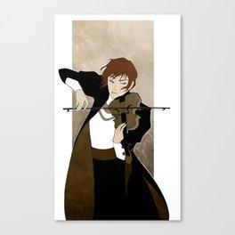 Violonist Canvas Print
