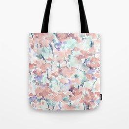 Divine Feminine Pale Coral Tote Bag
