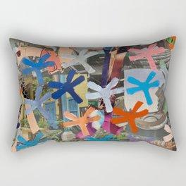 Pharaoh Sky  Sign Rectangular Pillow