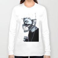 kpop Long Sleeve T-shirts featuring J-Hope by Ahri Tao