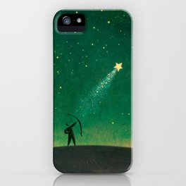 Stars Archer iPhone Case