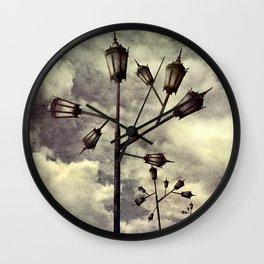 Tomorrow Wall Clock