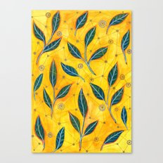 connected to nature Canvas Print