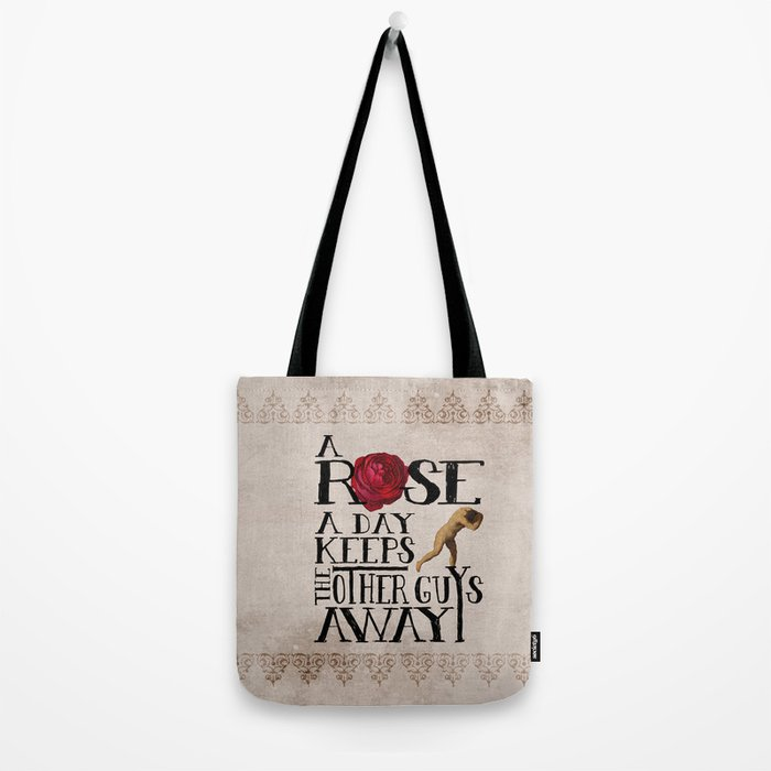 A Rose A Day Tote Bag