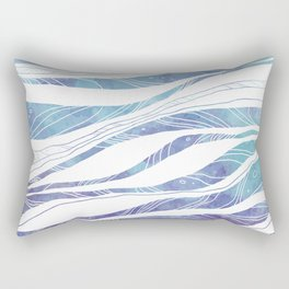 Tidal - Nightsurf Rectangular Pillow
