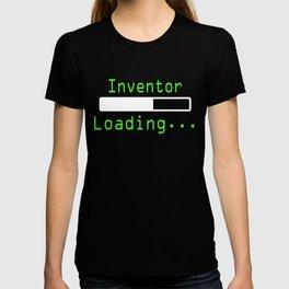 Nerdy Inventor Tee T-shirt