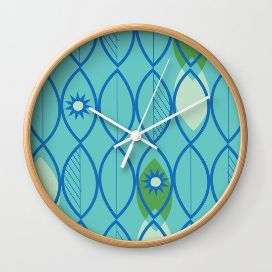 Suncoast Wall Clock