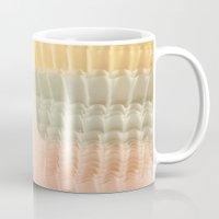 cupcake Mugs featuring Cupcake by Melissa Lund
