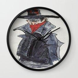 Lone Ranger Wall Clock