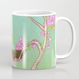 snoopy sakura feel the life Coffee Mug