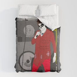 Opera Claus Comforters