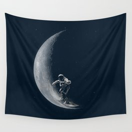 Science is not boring Wall Tapestry