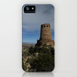 Desert View Watchtower, Grand Canyon iPhone Case