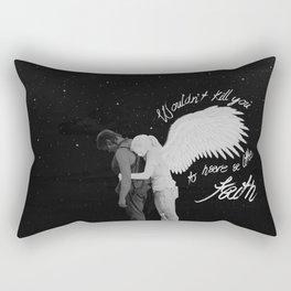 Daryl Dixon and Beth Green pt.II Rectangular Pillow