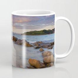 Colourful Ocean Scene Coffee Mug