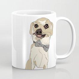 Chihuahua Dog with Bow Tie Coffee Mug