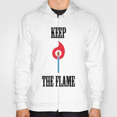 Keep the Flame Hoody