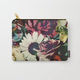 Daisy among Roses Carry-All Pouch