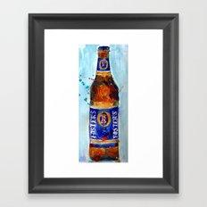 Foster's Beer - Australian Framed Art Print