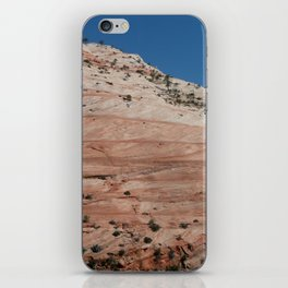 Zion Crossbedding iPhone Skin