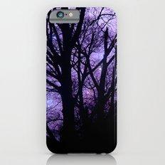 Purple Starry  Halloween iPhone 6s Slim Case