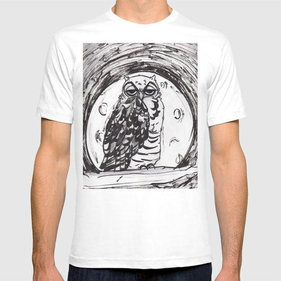 Night Owl v.1 T-shirt
